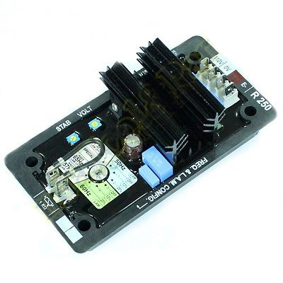 цена на Automatic Voltage Regulator AVR Controls Module Card R250 For Leroy Somer XWJ