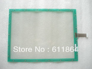 New N010-0550-T511 Touch Screen glass original 7 wire touch screen n010 0550 t717 industrial touch screen