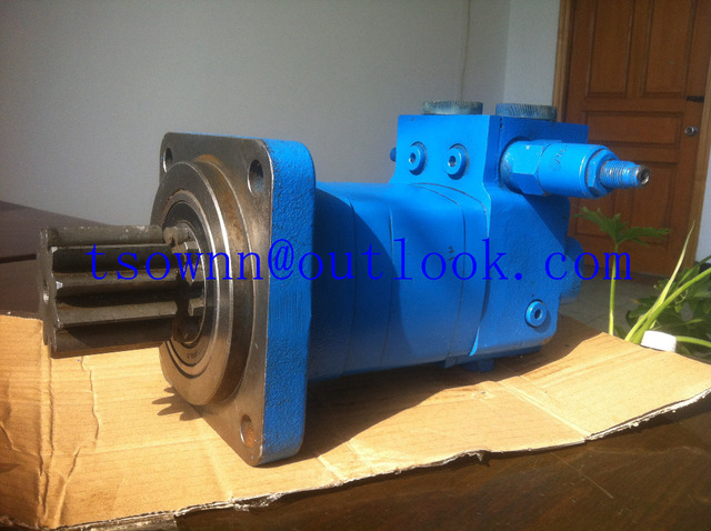 US $430 0 |BMS 250H Equivalent of Danfoss OMSH 250 instead of SW2 5K250cc/r  gerotor Orbit hydraulic motor on Aliexpress com | Alibaba Group