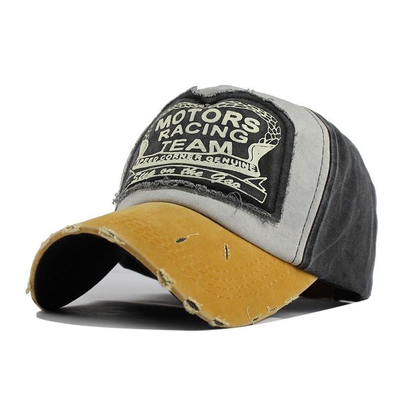 Baseball Cap Staff Adjustable Men Women Unisex Outdoor Sports Hat