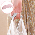 Кухонные инструменты силиконовые анти-Ручка Экономия труда пластиковый мешок ручка продуктовые сумки инструменты