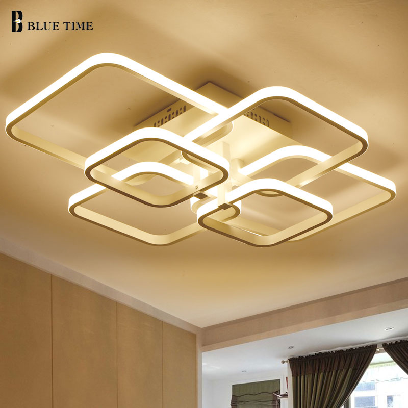 cheapest LED Ceiling Light 6W 9W 13W 18W 24W Modern Surface Ceiling Lamp AC85-265V For Kitchen Bedroom Bathroom Lamps