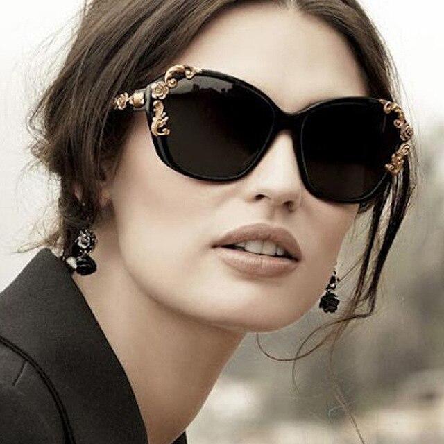 a67dcf4ace New 2014 Hot Fashion Retro Vintage Shades Women Designer Oversized  Sunglasses Black Frame
