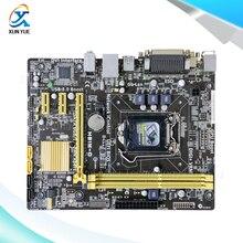 For Asus H81M-D Original Used Desktop Motherboard For Intel H81 Socket LGA 1150 For i3 i5 DDR3 Micro-ATX On Sale