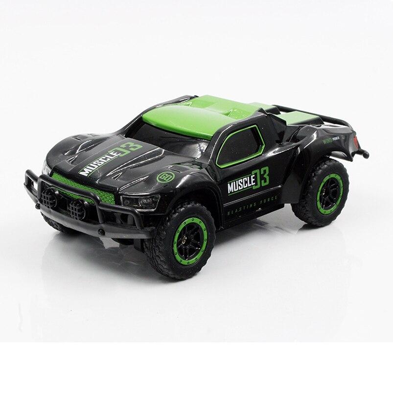 feichao RC Car 1:43 R/C 14KM/H High Speed Mini RC Rock Crawlers 2.4Ghz Radio Remote control car Mini Cars Model Vehicle Toys