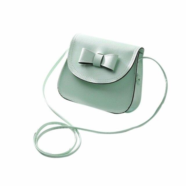 2018 NEW Luxury Handbags Women Bags Designer Bow Knot Decoration Mini Soft Single Strap Shoulder Bag Small Flap Mobile Phone Bag