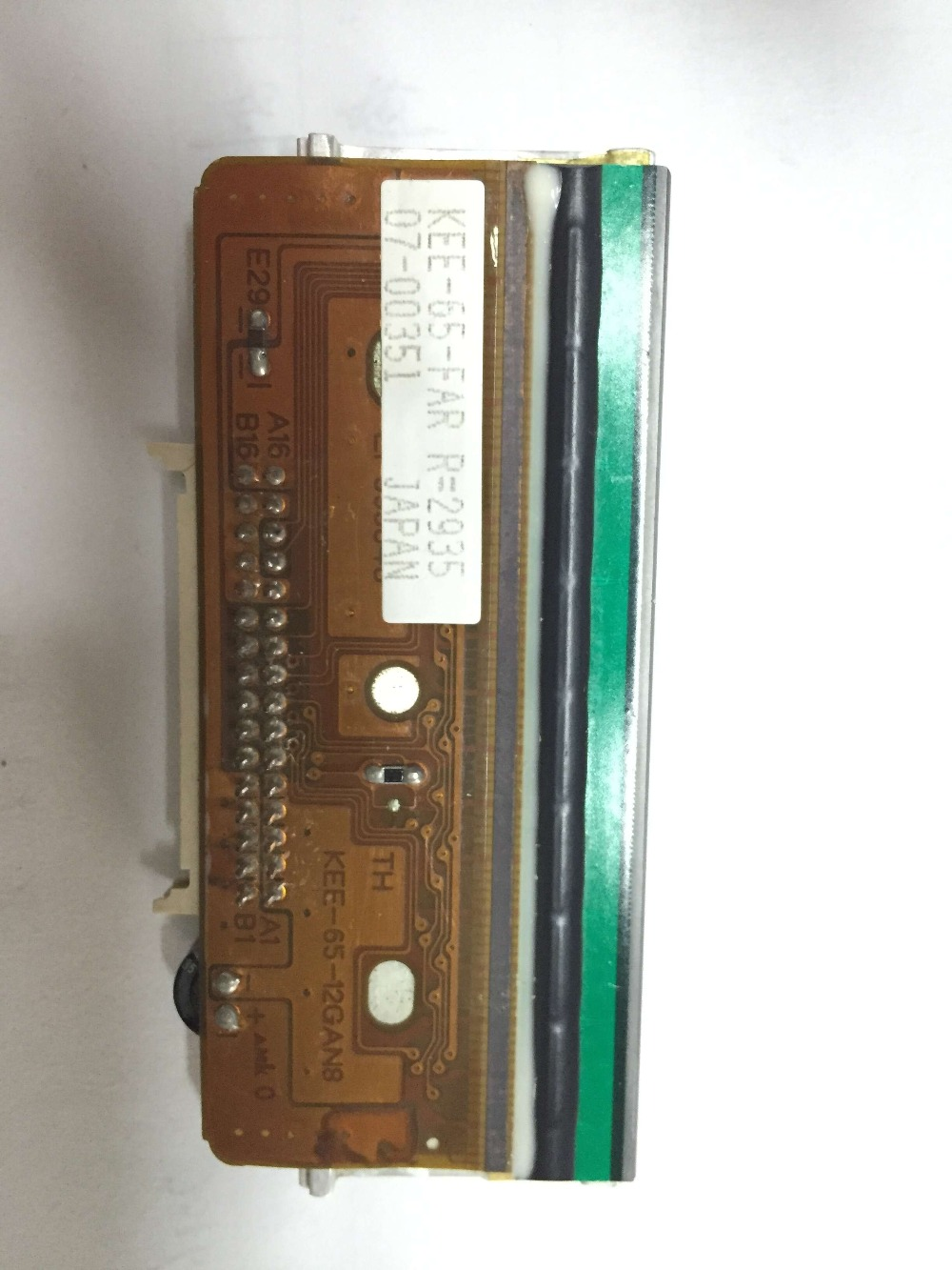 Original For Fargo Printhead for DTC550 DT500 printer 86002,print head,printing accessories,printer part Without stand kicx dtc 36