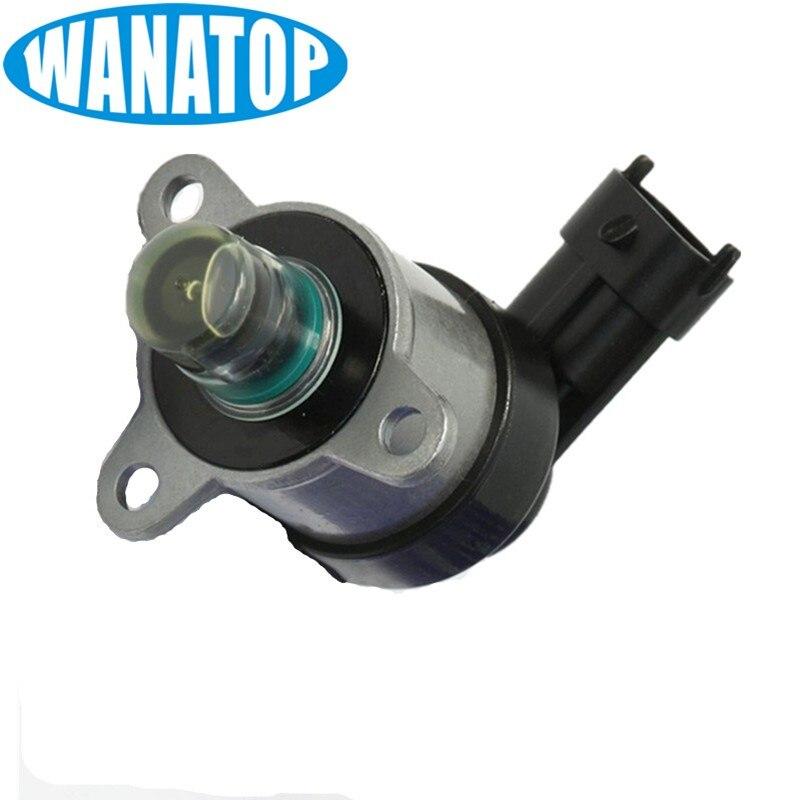 Soupape de dosage de carburant 0928400607 0928400802 pour FORD citroën PEUGEOT VOLVO pompe à carburant régulateur de pression vanne de régulation 1.6 TDCI