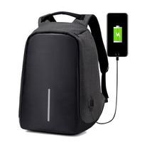 Unisex Men Women Multifunction USB Charging Male Laptop Backpacks Anti Theft Bag Teenagers Casual Travel School