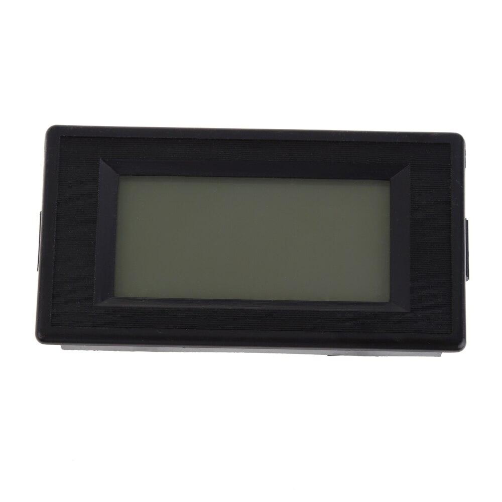 Mini Digital Voltmeter AC 80-500V LCD Backlight Display Digital Voltage Volt Panel Meter Gauge 79*43*25 mm
