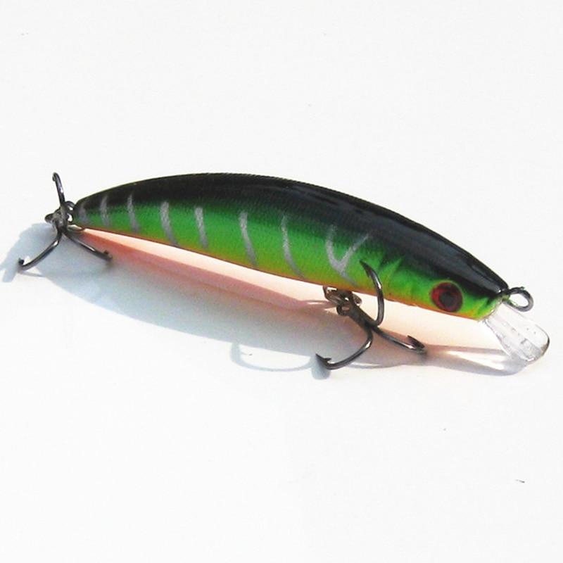 Crank Minnow Lure 8cm 8g Ζωγραφική Ψάρεμα Δάκρυα - Αλιεία