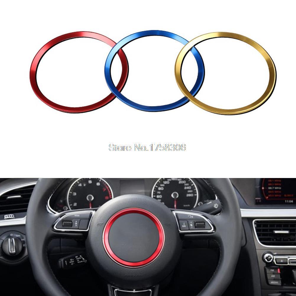 Aliexpresscom Buy Colors Car Steering Wheel Decorative Circle - Audi circle