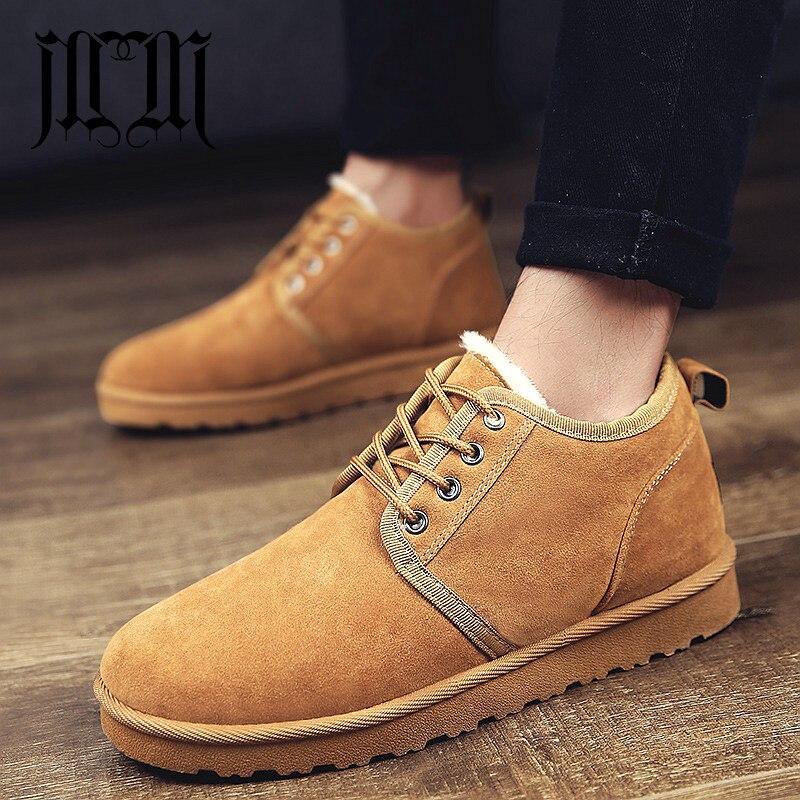 MUMUELI Plush Yellow Black Gray Suede 2019 New Designer Casual Woman Men Shoes High Quality Fashion Luxury Brand Snow Boots 5852 zapatillas de moda 2019 hombre