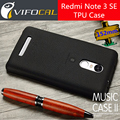 Xiaomi Redmi Note 3 Pro Special Edition Case 152mm SE Global International Version TPU Silicon Back Cover For Note3 Prime