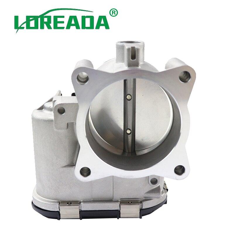 LOREADA Throttle Body 0280750131 028075013 0 280 750 13 For Bosch VOLVO C70 S60 S80 V70