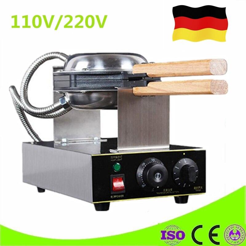 110 В 220 В пузырь вафельница электрическая вафельный Пан Muffin машина Кухня прибор сандвич