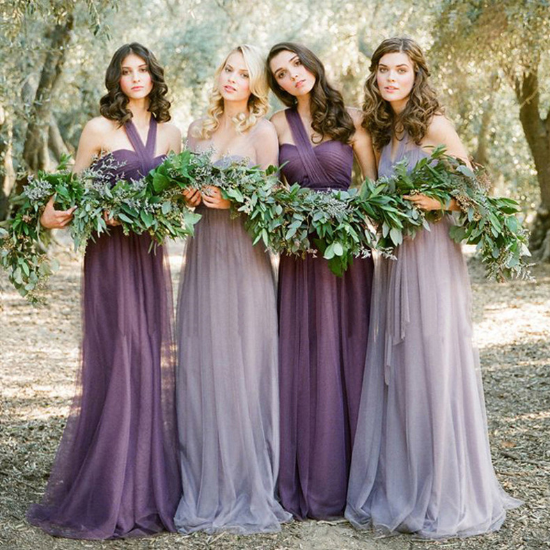 Popular Convertible Bridesmaid Dresses-Buy Cheap Convertible ...