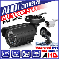 3 28BigSale HD AHD Mini CCTV Camera SONY IMX323 720P 960P 1080P 3000TVL Digital FULL 2