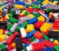 500 unids bloques huecos de ladrillos juguetes para niños educativos sluban ciudad diy creativo de bloques de construcción ladrillos compatible con legoe