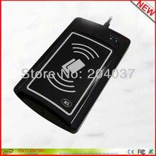 Pas cher RFID USB Smart IC Carte Double Interface Lecteur Écrivain (lecteur/leser) ACR1281U-C1 USB Support Contact et Cartes sans contact