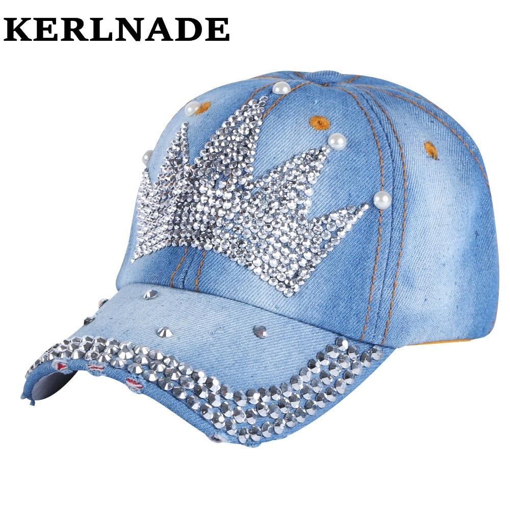High Quality child cap hats latest design rhinestone crown boy girls kids snapback caps new fashion children brand baseball cap