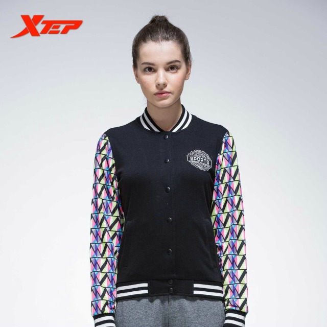 Aliexpress.com : Buy XTEP Women Running Sports Jacket Breathable ...