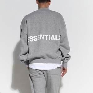 Image 3 - Qoolxcwear 2019 Mannen/Vrouwen Hoodies Sweatshirts Kanye West Fog Losse Ovesized Hoodies Essentials Hip Hop Katoen Sweatshirts