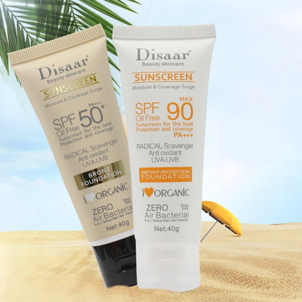 Летний солнцезащитный крем для лица SPF 90, солнцезащитный крем для лица, солнцезащитный крем для кожи, антивозрастной увлажняющий крем TSLM1