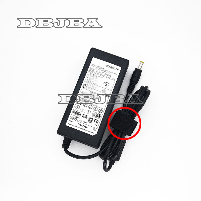 5.5*3.0mm 60W 19V 3.16A Power AC Adapter Supply for Samsung SPA-830E AP04214-UV BA44-00242A AD-4019 AD-6519 ADP-60ZH charger