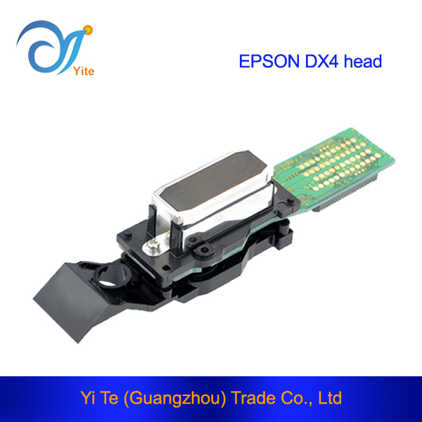 dx4 solvent print head for roland/Mimaki printer brand new for epson original dx4 printhead for roland fj740 540 solvent print head get 2pcs dx4 small damper as gift