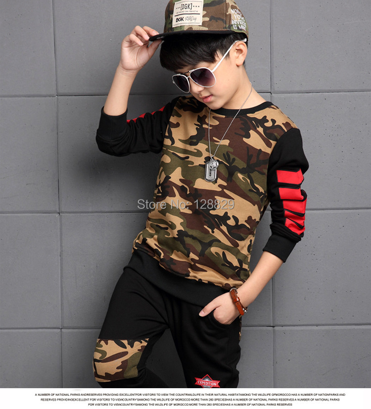 Boys Clothing Sets (3)
