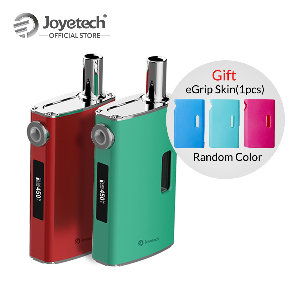Original Joyetech eGrip Vt Kit Gift 1PCS Silicone Case 1500mah Built-in Battery With 3.6ml eGo ONE CL Head Electronic Cigarette