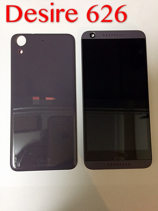 FOR New HTC Desire626 assembly the phones screen, with mast frame and the battery cover