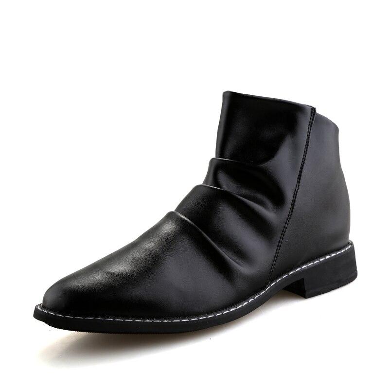 herren schwarze stiefel kaufen billigherren schwarze stiefel partien aus china herren schwarze. Black Bedroom Furniture Sets. Home Design Ideas