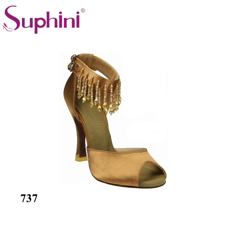 Free Shipping Suphini Latin Dance Shoes Manufacturers Selling Professional Professional Dance Shoes