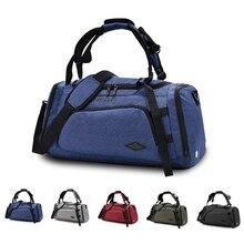 hot deal buy travel bags 2018 handbags women multifunction outdoor sport totes bags anti theft shoes bags crossbody shoulder bags for men