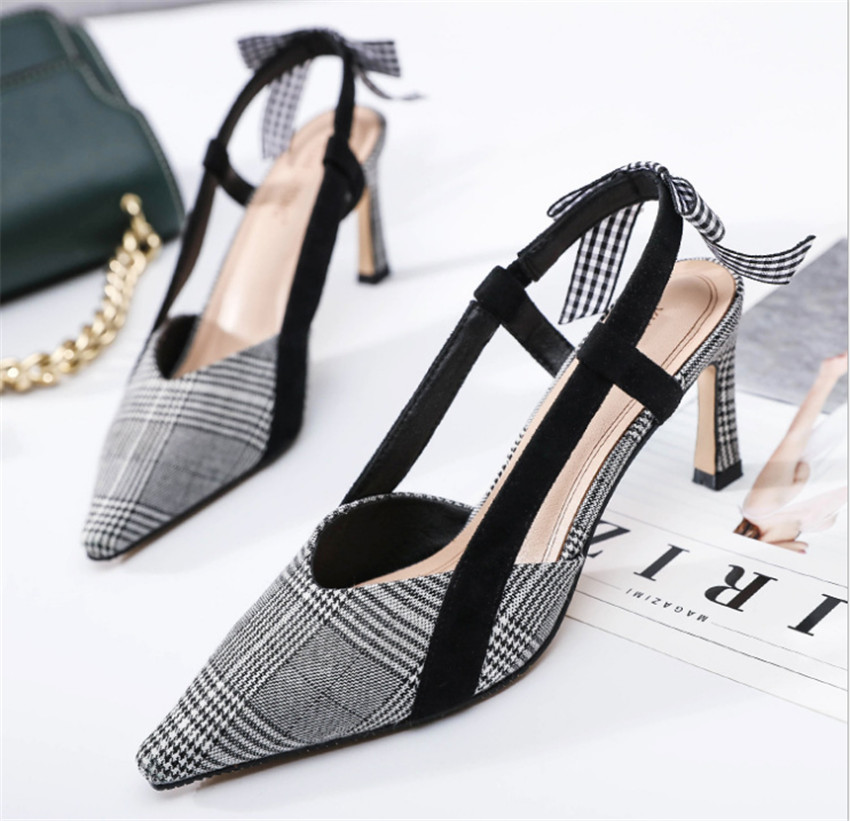 ZOUDKY 2018 sommer neue sandalen frauen high heels echt leder Koreanische Ausgabe schuhe