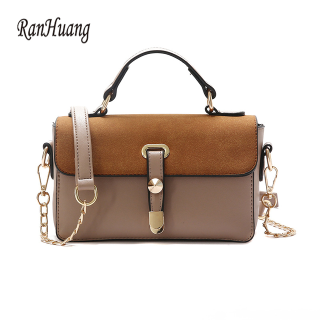 Ranhuang Latest Handbags 2018 Women S Small Luxury Shoulder Bags Pu Leather Messenger Designer