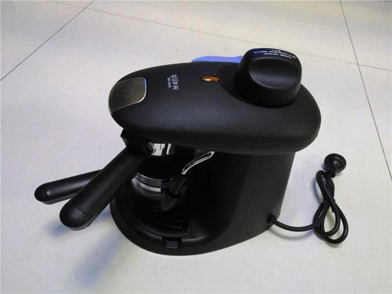 цена на TK-184-4,Free shipping,coffee machine ,household pumped semi automatic coffee maker espresso high pressure steam coffee machine