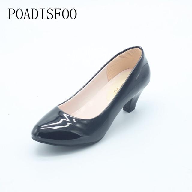 Poadisfoo Las Para Clásico Nuevo Bombas Mujer De Mujeres Zapatos CdroWQxBe