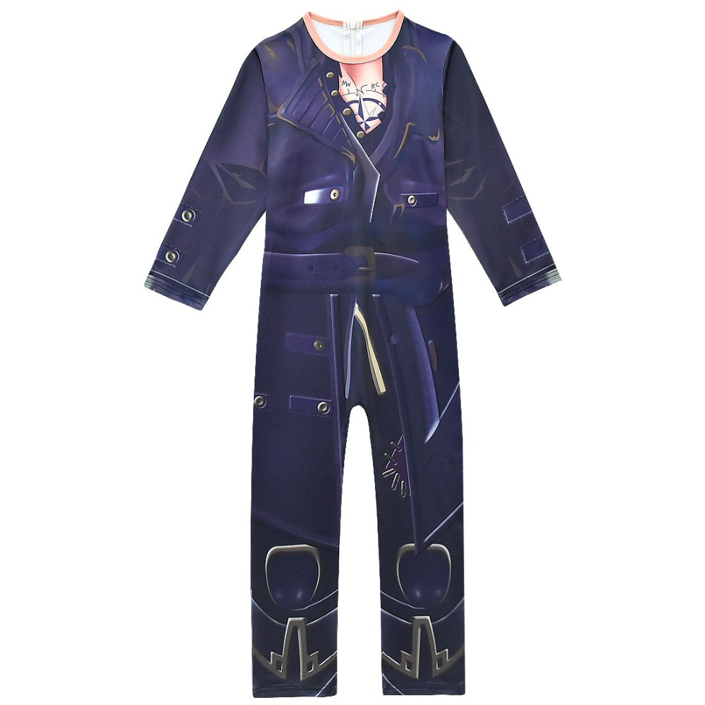kids <font><b>Costume</b></font> for <font><b>Halloween</b></font> <font><b>sexy</b></font> male <font><b>Anime</b></font> Cosplay Super Fancy Outfits Jumpsuits cosplay <font><b>costume</b></font> for children image
