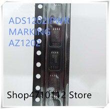 NEW 5PCS/LOT ADS1202IPWR ADS1202IPWT ADS1202 MARKING AZ1202 TSSOP-8 IC