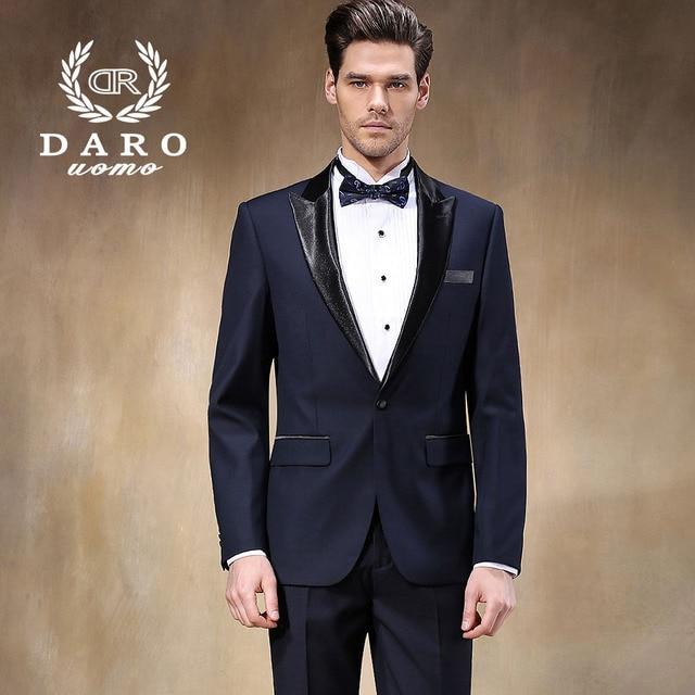 Brand DAROuomo 2016 Prom Men Suits Tuxedos Wedding Suits for Men ...