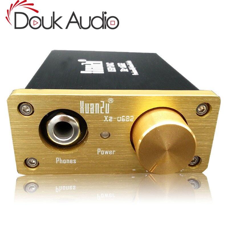 Douk Audio Multi-functional PC Sound Card Coaxial / Optical / USB DAC & Headphone AmplifierDouk Audio Multi-functional PC Sound Card Coaxial / Optical / USB DAC & Headphone Amplifier