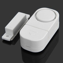 High Quality Wireless Home Window Door Entry Burglar Security Alarm System