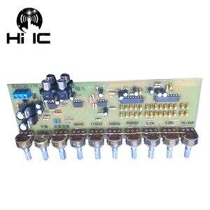 Image 2 - HIFI preamplificador de amplificador de volumen tono EQ Tablero de Control Placa de ecualización