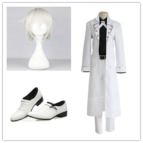 Full Set Japanese Anime K RETURN OF KINGS Yashiro Isana Cosplay Costumes