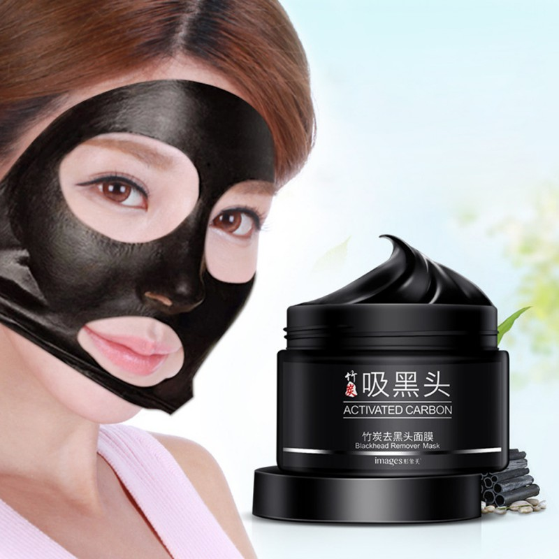 Bamboo Charcoal Acne Mask Oily Skin: Aliexpress.com : Buy Hot! Bamboo Charcoal Face Mask For