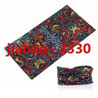 Digital Printing Custom Made Of 100% Polyester Multifunctional Colorful Seamless Tube Bandana For Cheap Sale