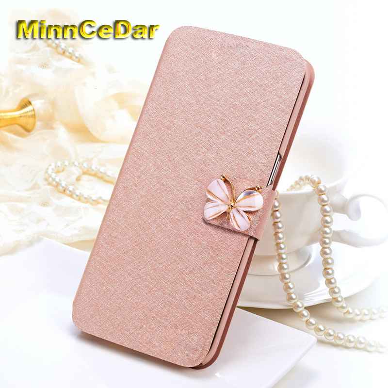 For ZTE <font><b>Nubia</b></font> <font><b>Z17</b></font> <font><b>Mini</b></font> <font><b>Case</b></font> Z 17 <font><b>Mini</b></font> Imitation Luxury PU Leather Flip Stand Back <font><b>Case</b></font> Cover For ZTE <font><b>Z17</b></font> <font><b>Mini</b></font> 5.2 Inch image